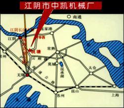 江陰市中凱制藥機械制造有限公司