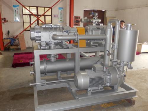 DVQB气冷型罗茨真空泵