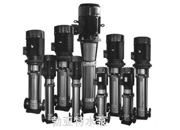 分析QDL不锈钢离心泵的维护与保养