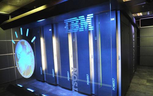 IBM沃森机器人要批量进入中国大医院