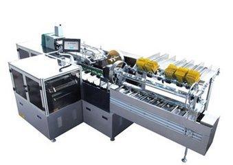 自动装盒机基本满足市场需求