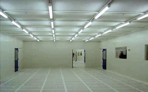 洁净室的照度控制原理