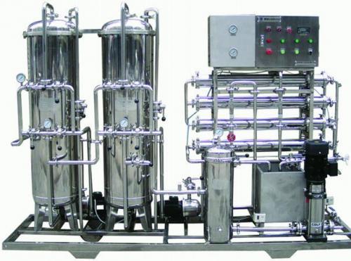 医药行业用水系统的简述