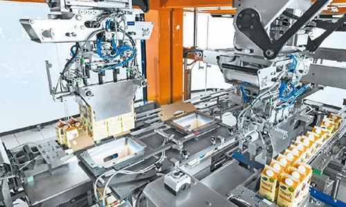 包装机器人应用技术分析