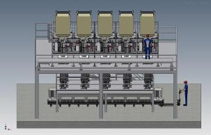 卫生型高效混料系统的原理、设计思路及在实际中的应用
