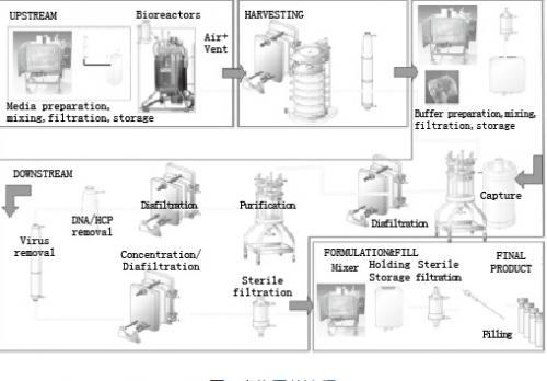 药企如何合规应用一次性生产工艺和一次性设备