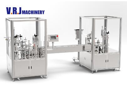 威锐杰机械全自动制药生产线
