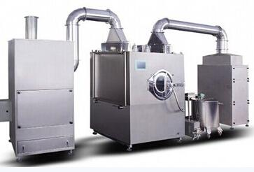 高效包衣机是固体制剂生产的重要设备