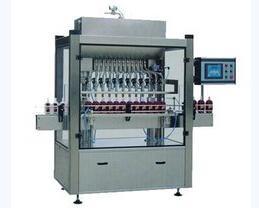 液体灌装机灌装方式完美诠释机械风范