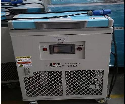 深圳富达唱响高品质超低温冷冻设备高歌