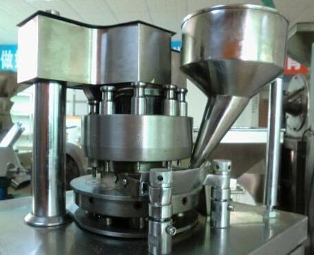 旋转式多冲双向压片机的优势