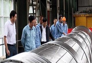 100万吨/年重整进料绕管换热器E209 换热效能优异