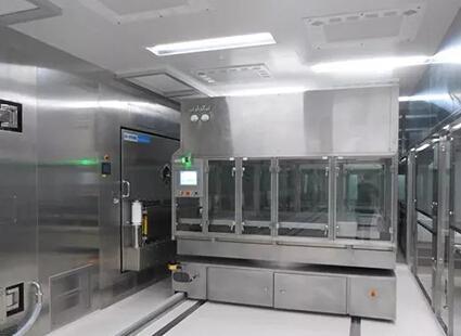 东富龙全自动进出料系统如何对药剂进行'呵护'