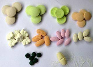 质构仪在片剂研究中的应用