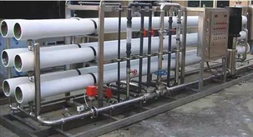 超滤-反渗透系统在电厂水处理应用中的运行维护