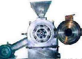 涡轮粉碎机的常见故障及解决办法