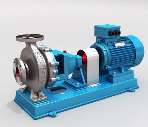 影响离心泵组效率的因素及改进措施