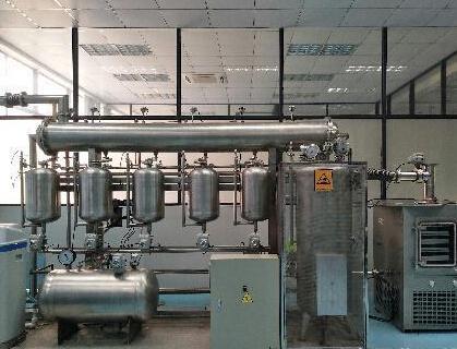 国内首个真空泵模拟工况智能试验系统正式建成