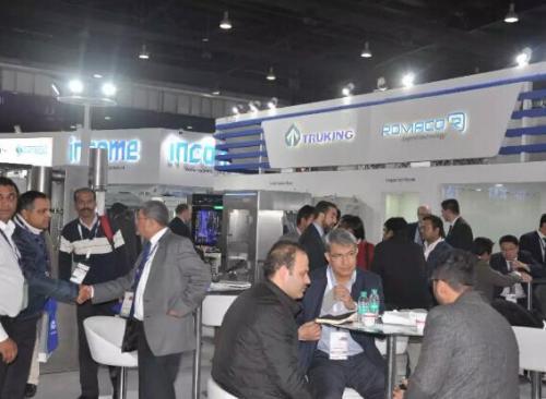 楚天科技亮相CPHI-India展 產品獲國際客戶認可