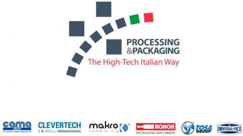 意大利展团强势进驻Sino-Pack2019!全球包装科技先峰全面汇聚