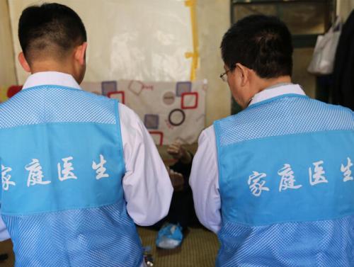 """家庭医生签约服务 """"杭州模式""""向全国推广"""