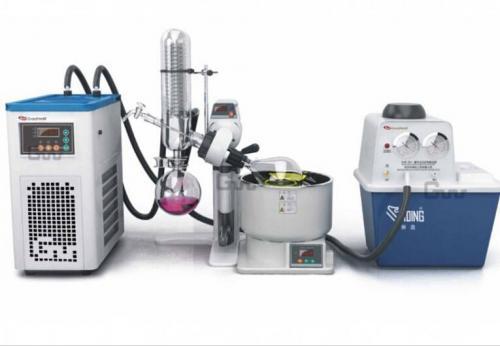 旋轉蒸發器提高藥物原料蒸發效率 降低過程能耗