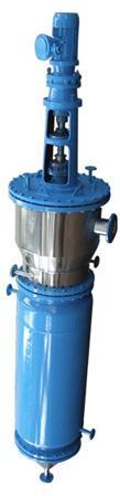 离心式刮板薄膜蒸发器的选型