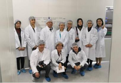 我国药企助力哈萨克斯坦制药业发展