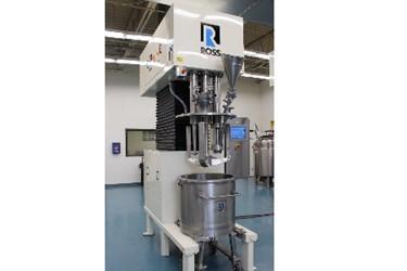 多轴混合器可生产出高品质凝胶膏质