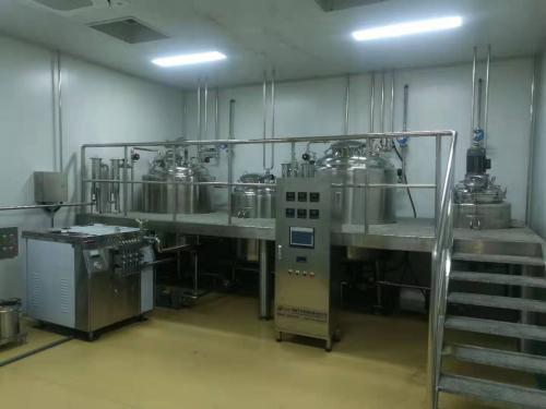 天水機械——南京客戶,現場施工中
