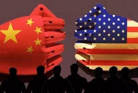 """中美贸易战中的""""香港支点"""""""