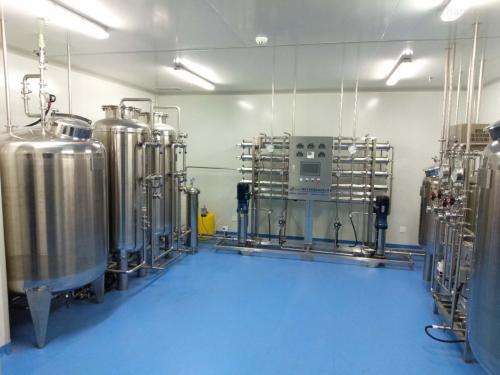 纯化水设备产水运输时的注意事项