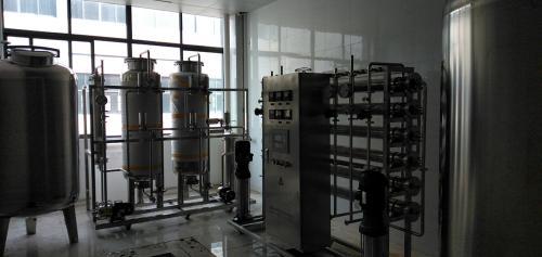 天水机械--常州客户设备进厂,准备施工