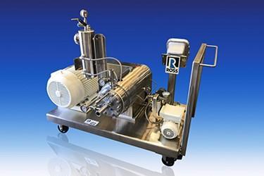ROSS高剪切混合机提供卓越的乳化均质能力