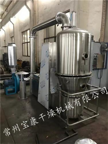 高效沸腾干燥机的工作原理及应用优势