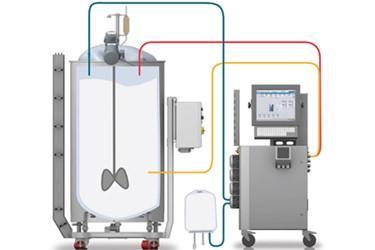 一次性泡沫探针可对生物反应器实行自动泡沫控制