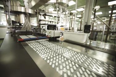 通过整体设备效率(OEE)提高制药包装线效率