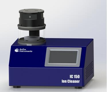 速普仪器发布新型离子清洗仪