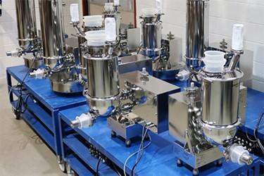 Coperion公司——连续和半连续制药设备应用领导者