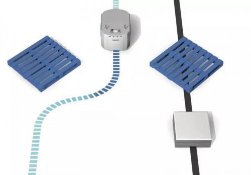 歐姆龍打造可實現自主物料運輸的移動機器人