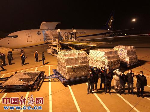 人福醫藥竭力將物資配送到湖北省每個角落