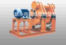 振动磨机的工作原理及结构特点