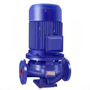 單級管道離心泵安裝及維護