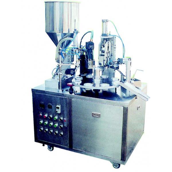 DTGFN型全自动内热式灌装封尾机