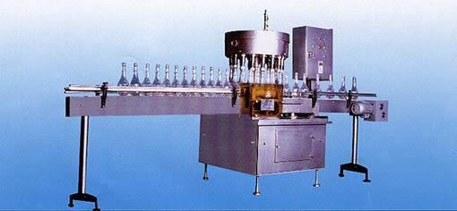 旋转式灌装机