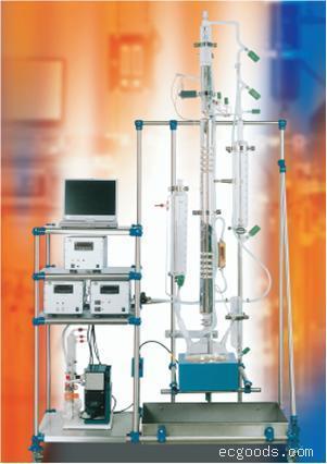 德国Normag 实验室PC控制减压间歇蒸馏装置