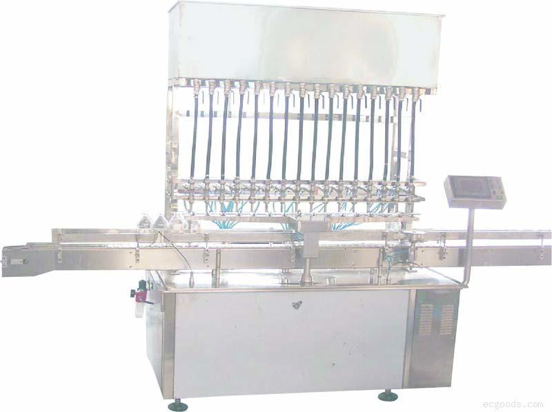 液位式液体灌装机
