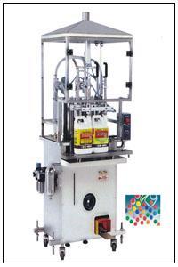 DTGBZ型活塞式半自动灌装机