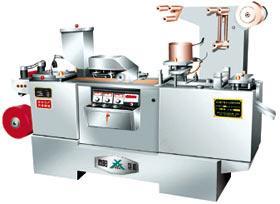 DPP-250型、140型平板全自动铝塑泡罩包装机