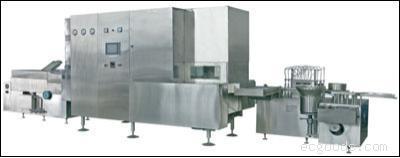 KBXZ2/30型高速抗生素瓶冻干粉针洗烘灌封联动生产线机组
